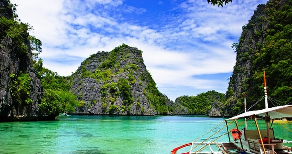 Travel Philippines!-One of the Natural Wonders in Asia