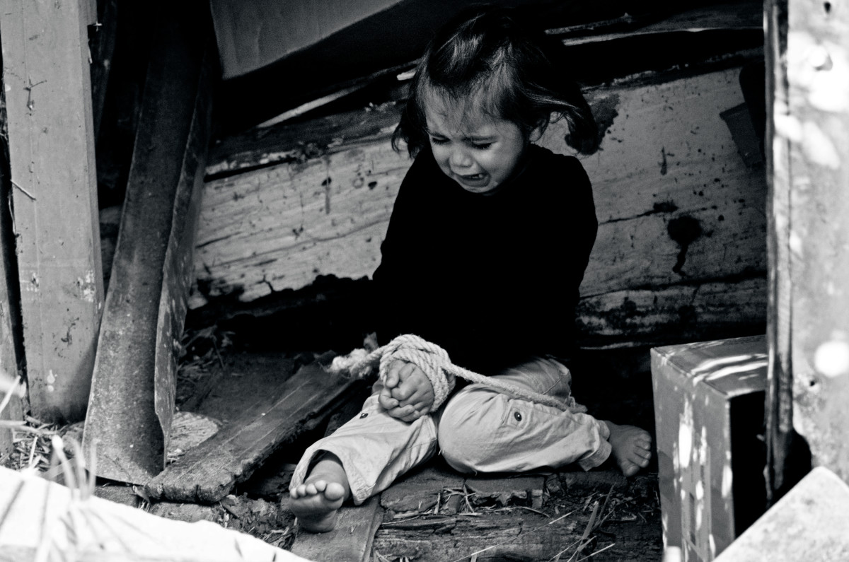 An Introduction To The Issues Child Victims of Human Trafficking Face