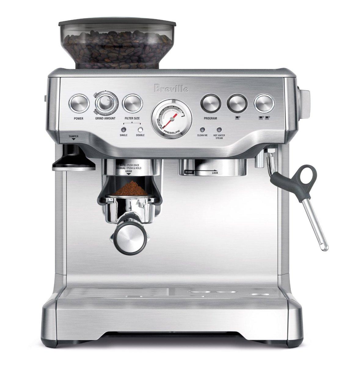Breville BES870SL Espresso Machine