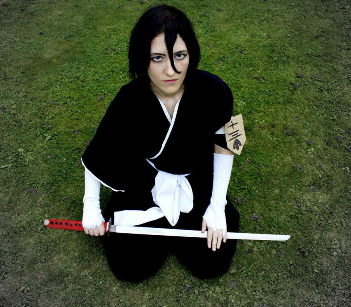 How to Make Rukia Cosplay for Your Halloween Party