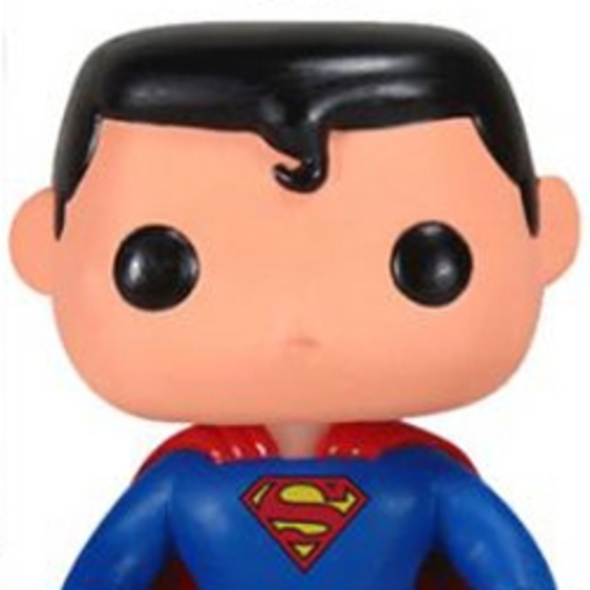 DC Comics Action Figures: Funko Pop Heroes Series 1 and 2