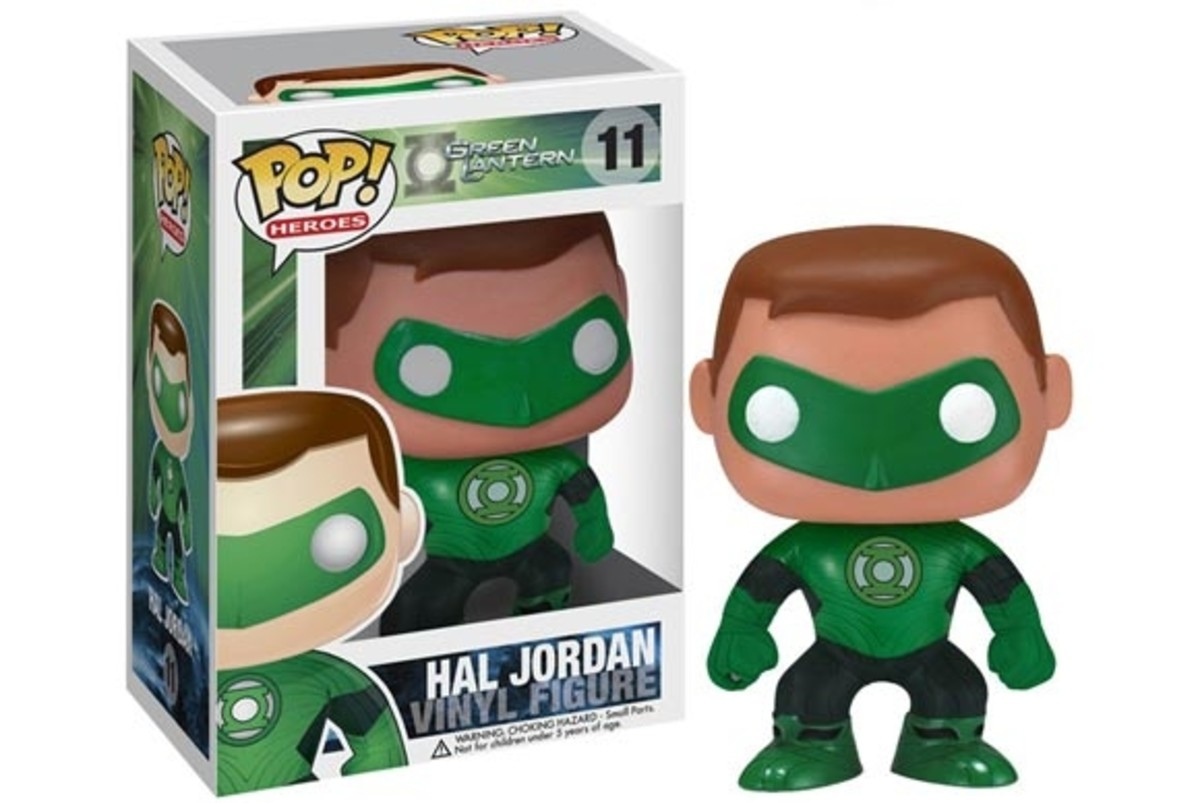 Hal Jordan - Green Lantern Movie