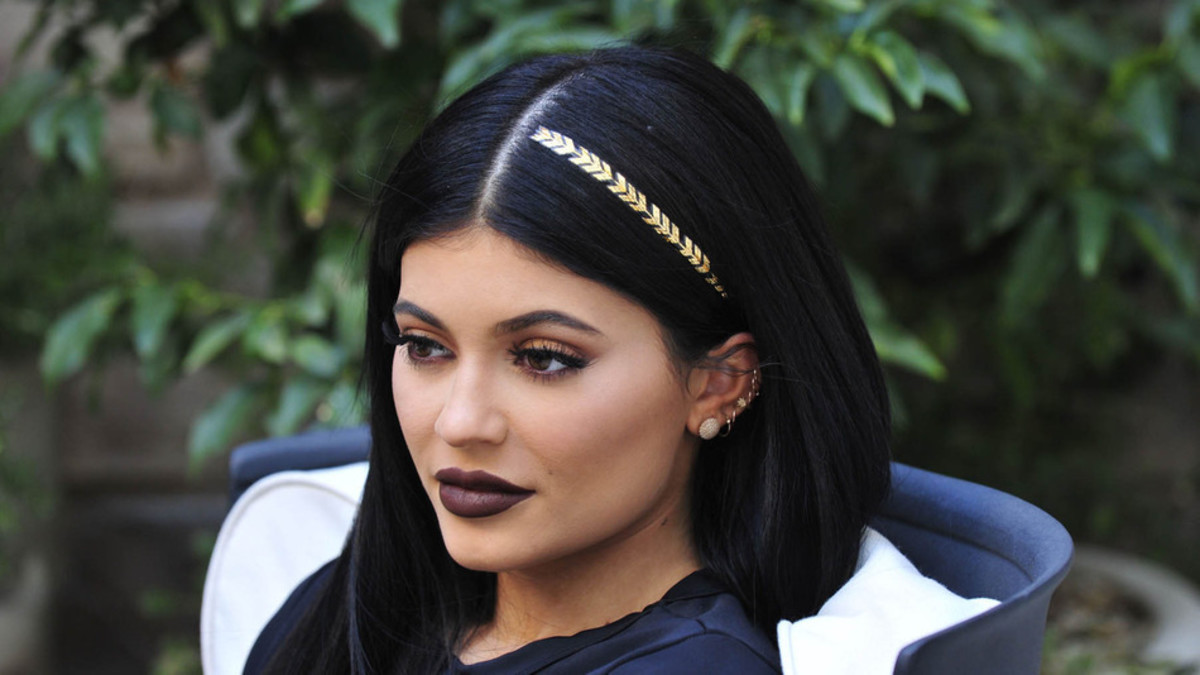 Kylie Jenner Hair Tattoo
