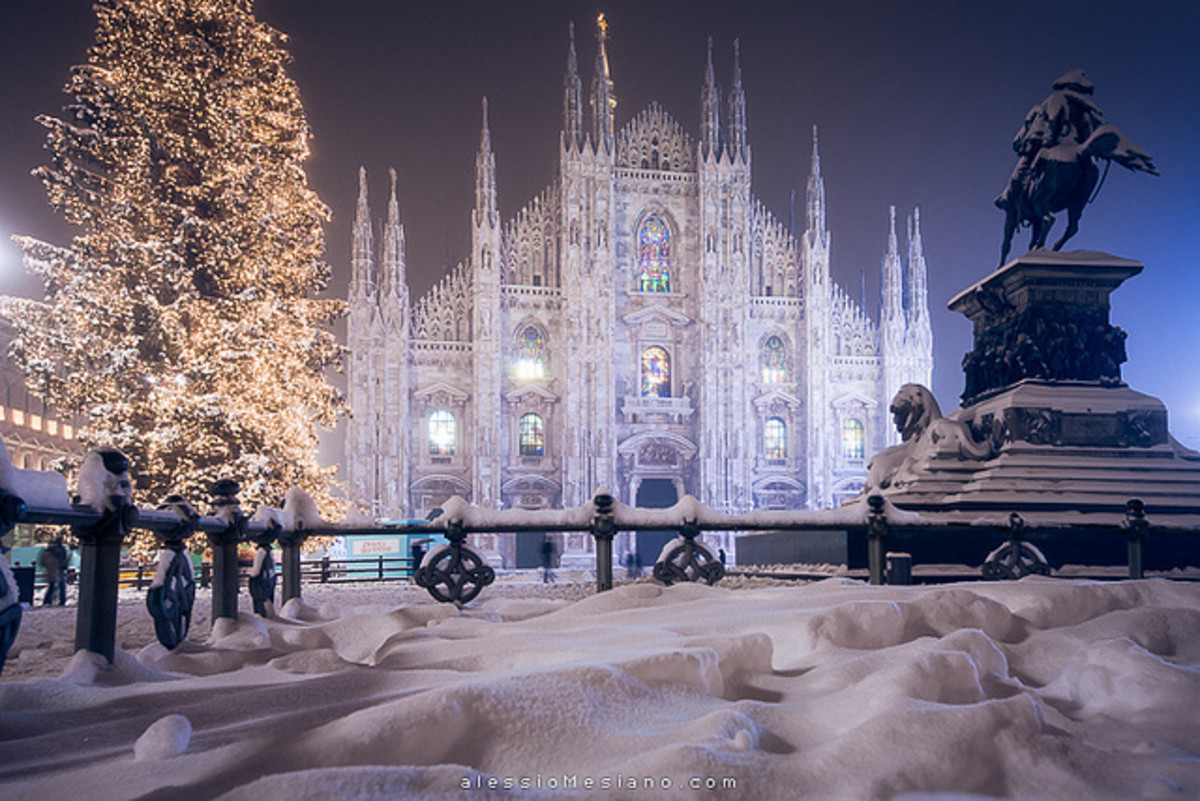 Places to Visit in Italy : The Christmas Markets in Milan. | HubPages