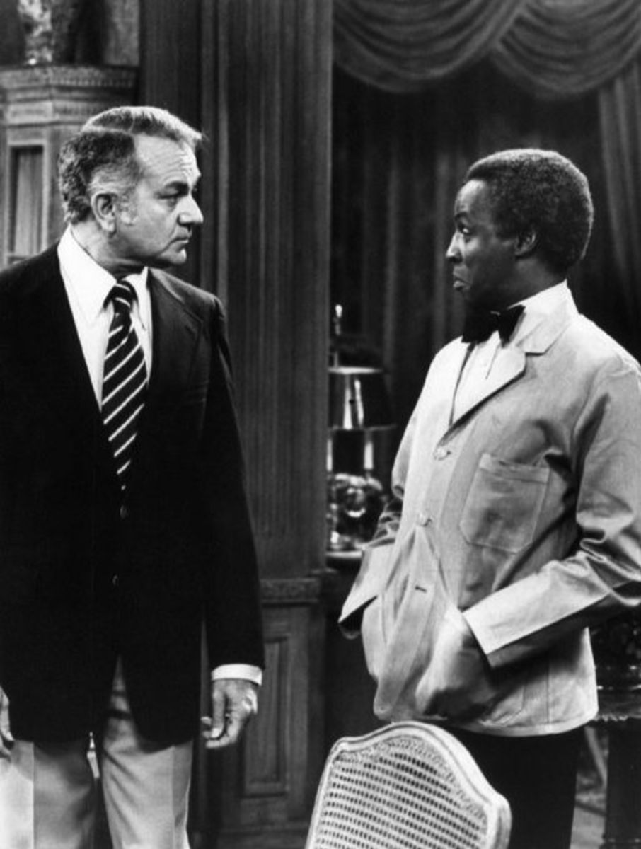 Chester Tate never earned any respect from his butler, Benson