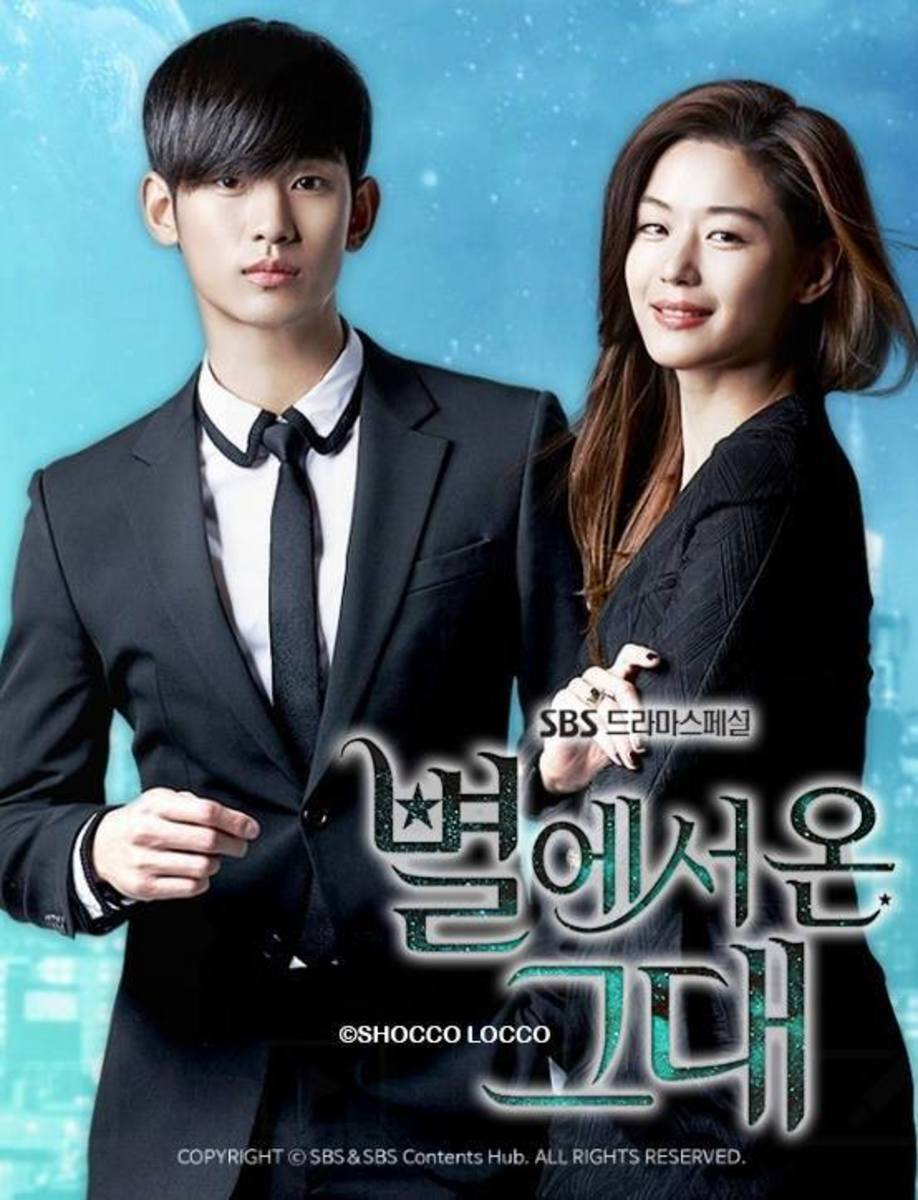 5 Reasons to Watch My Love from the Star (Korean Drama 2013)