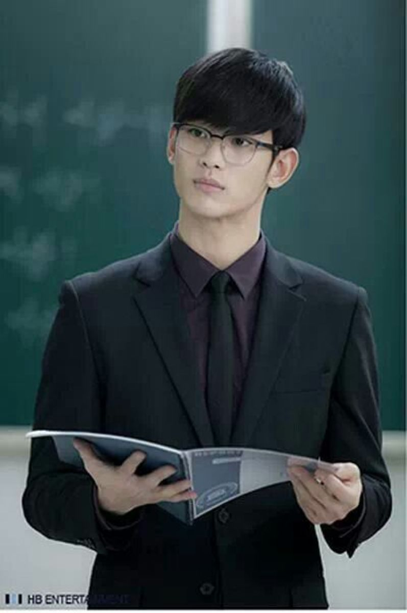 The serious 400-year old alien, Do Min Joon