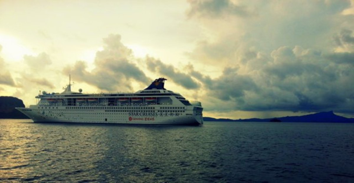 Not all facilities are all inclusive in your Star Cruises Superstar Libra cruise fare