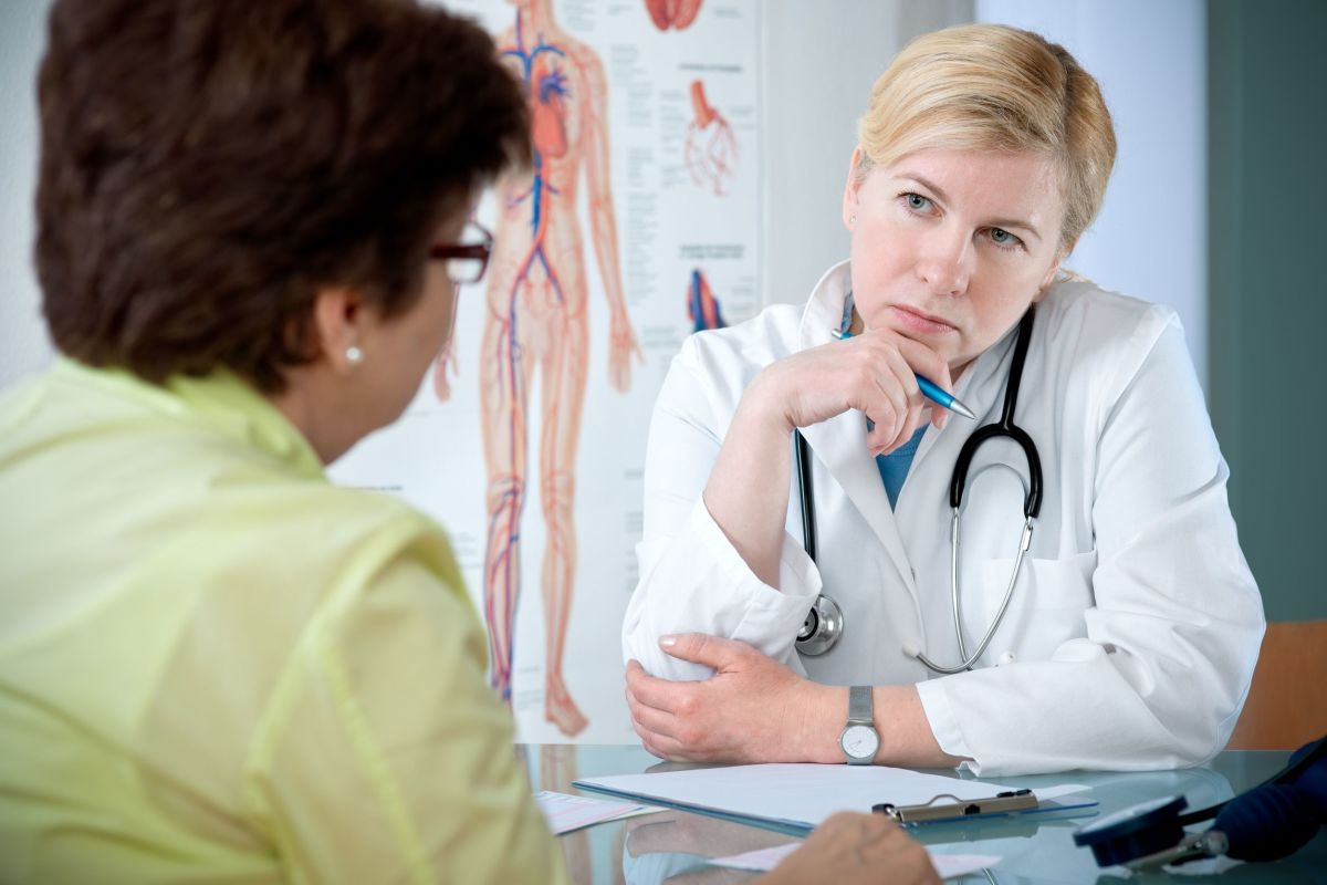 You physician is interested in your concerns.