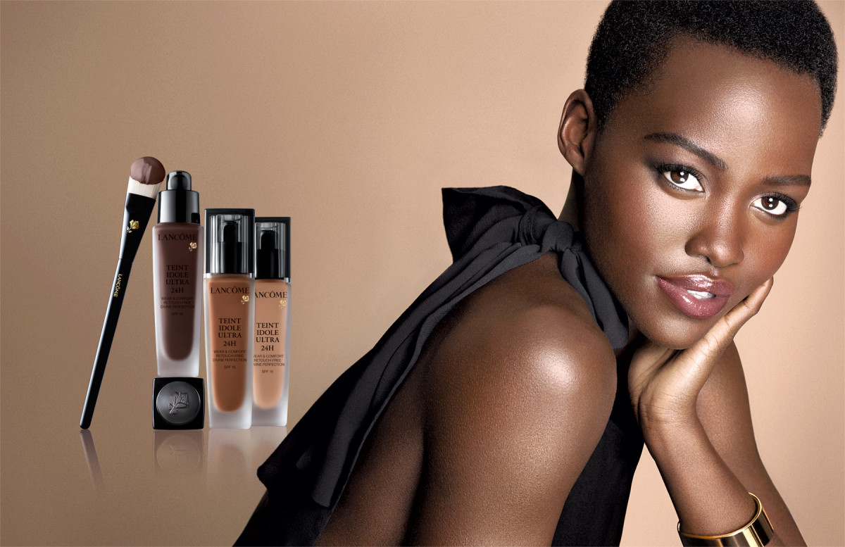 Lupita Nyong'o, 12 Years A Slave star and Lancôme brand ambassador speaks English, Spanish, and Kenyan languages Luo and Swahili.