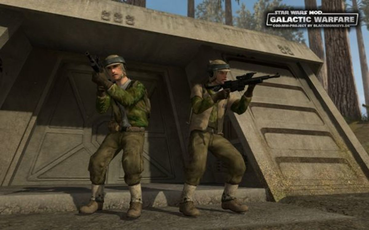 The Best Star Wars Video Game Mods Of All Time