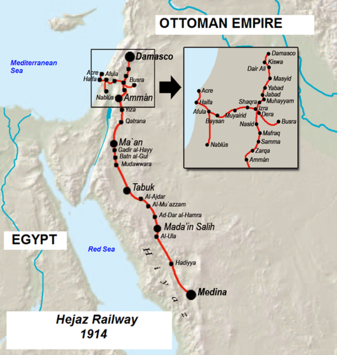 Lawrence of Arabia's Two Year Revolt 1914-16 and Its Influence on the Modern Middle East