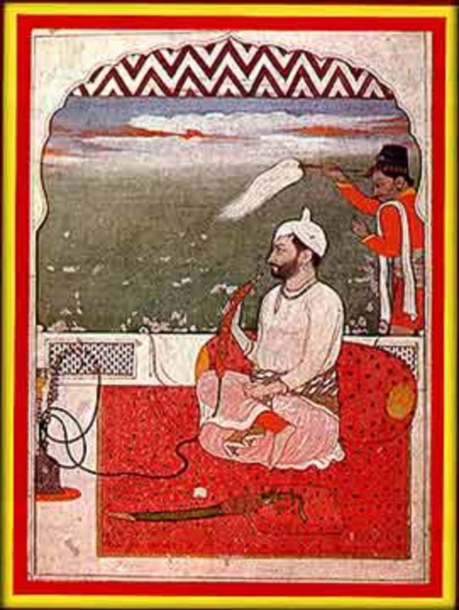Maharajah Sansar Chand