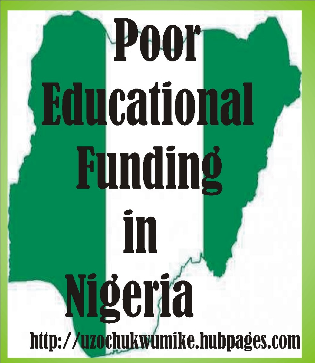 Poor funding of education as a cause of graduate unemployment in Nigeria. The education sector of Nigeria is not properly funded.