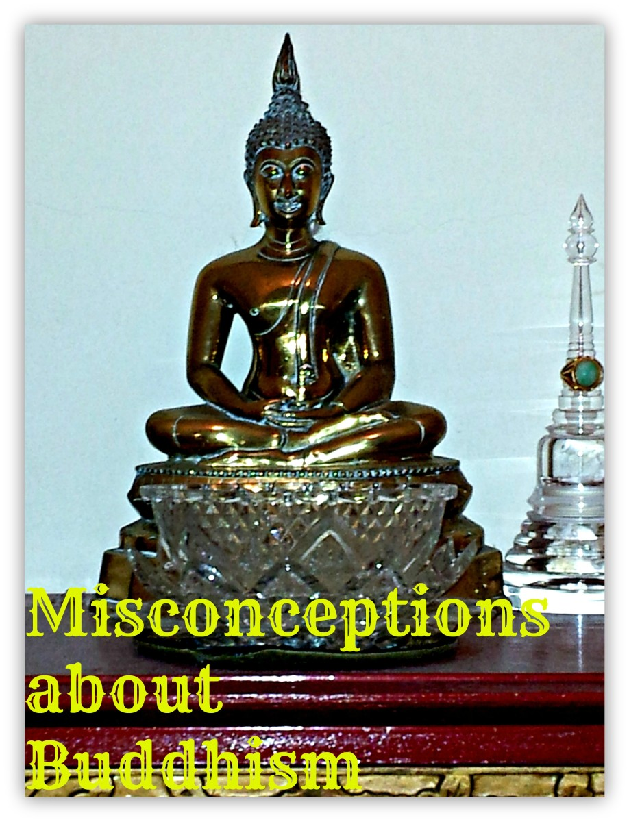 Misconceptions About Buddhism
