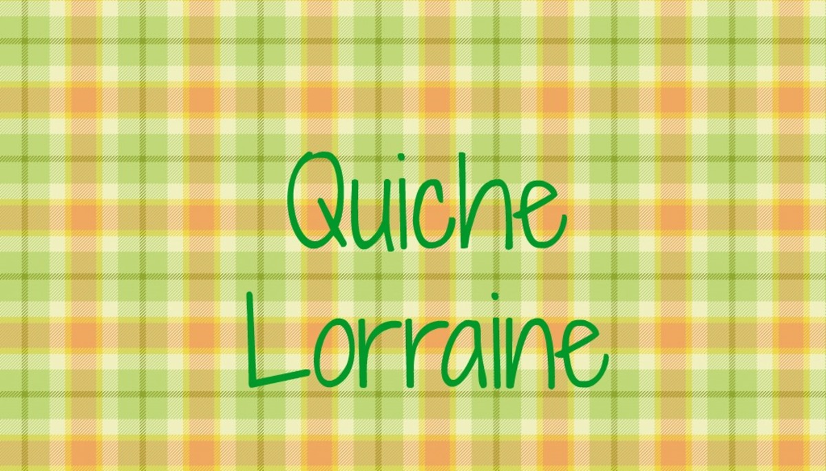 Quick and Easy Recipe for Quiche Lorraine