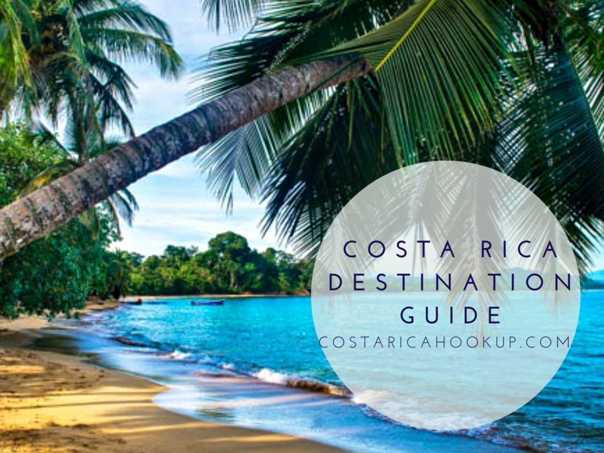 Learn more about Costa Rica with our travel destination guides