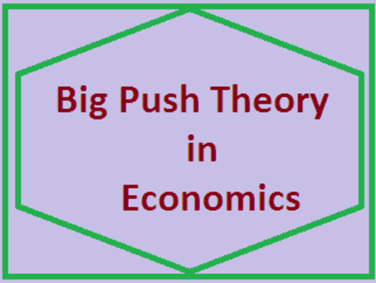 What is Big Push Theory in Economics?