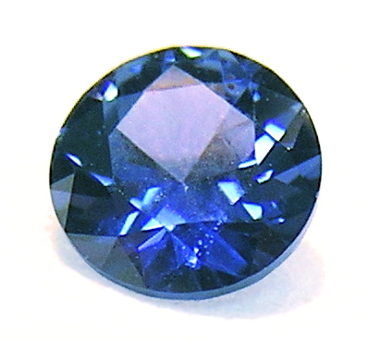 State Gemstone: Sapphire [8]