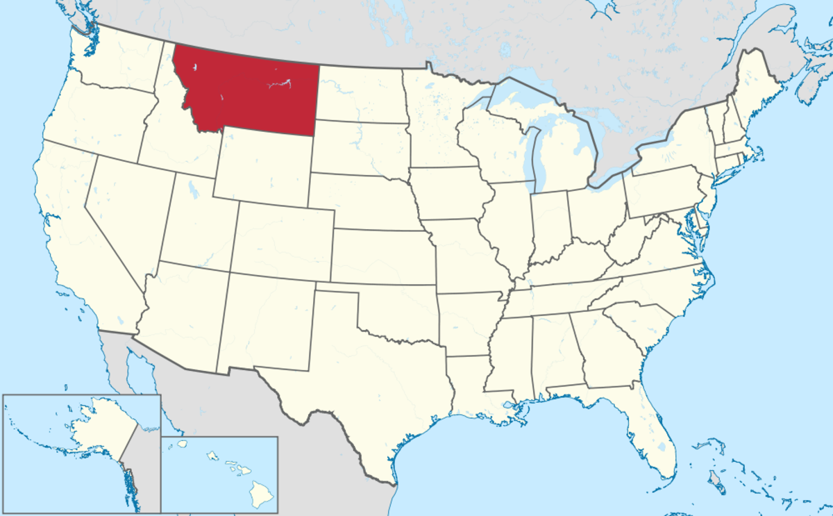Montana - 41st State in the Union [2]