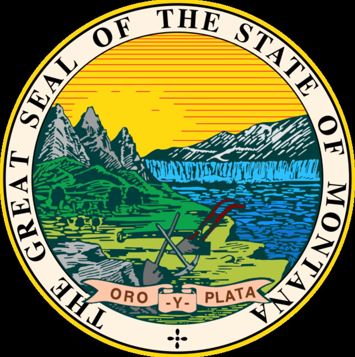 Montana State Seal [3]
