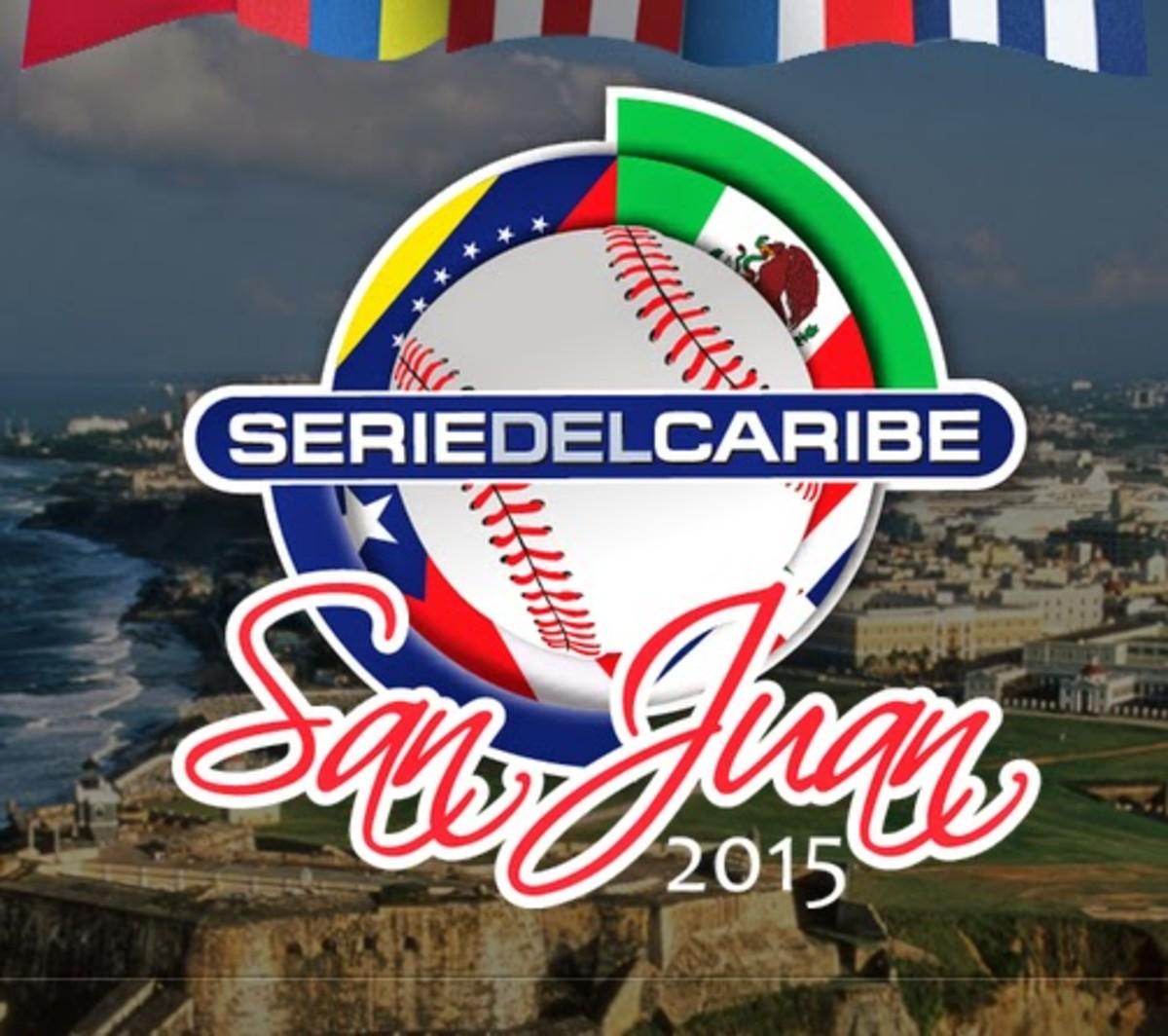 2015 Caribbean Series logo