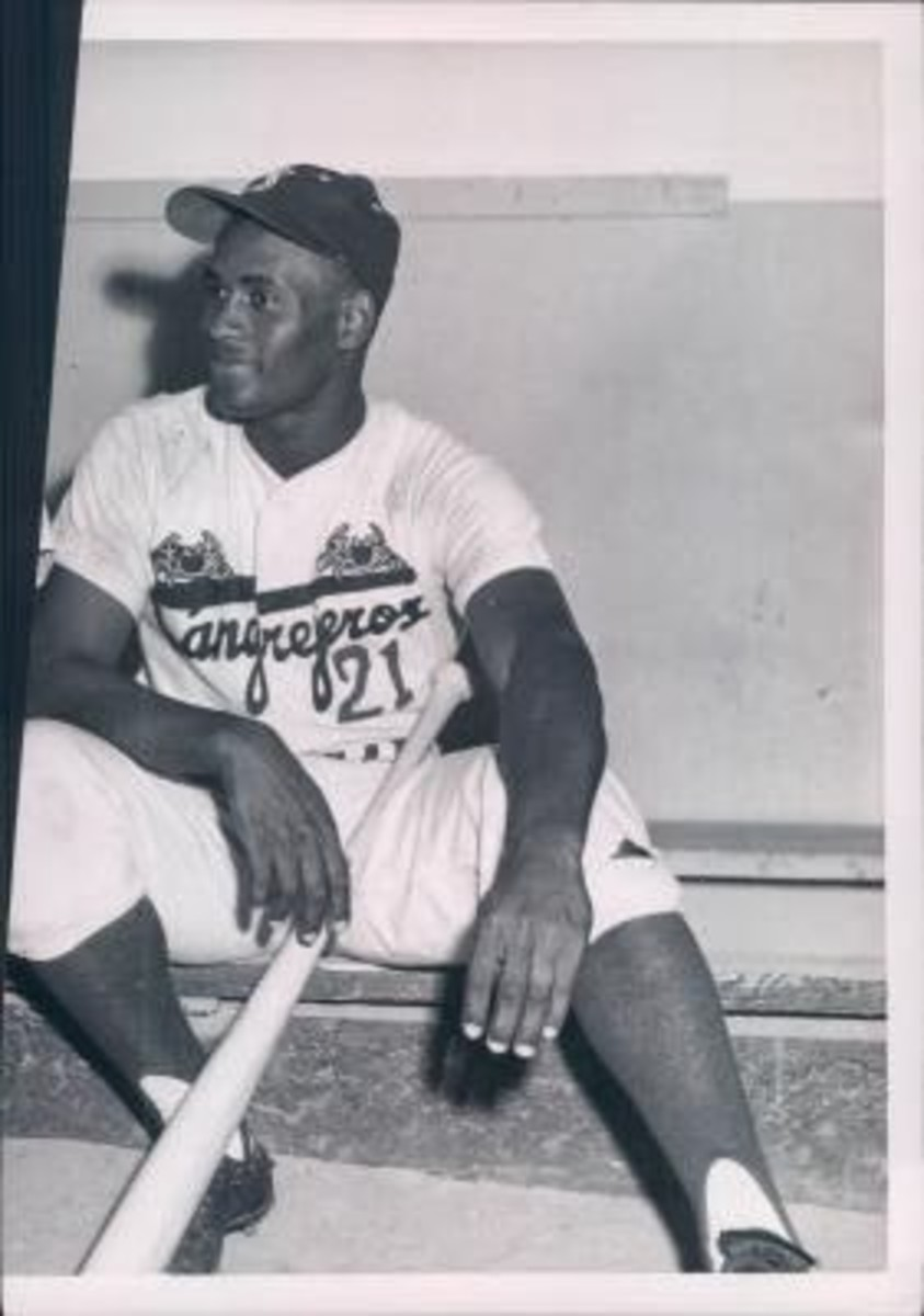 Clemente with Santurce