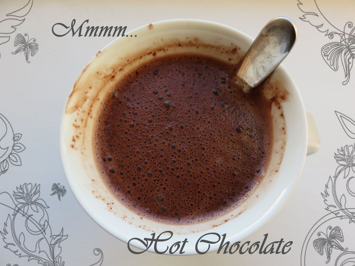 Try this delicious DIY homemade hot chocolate mix recipe.