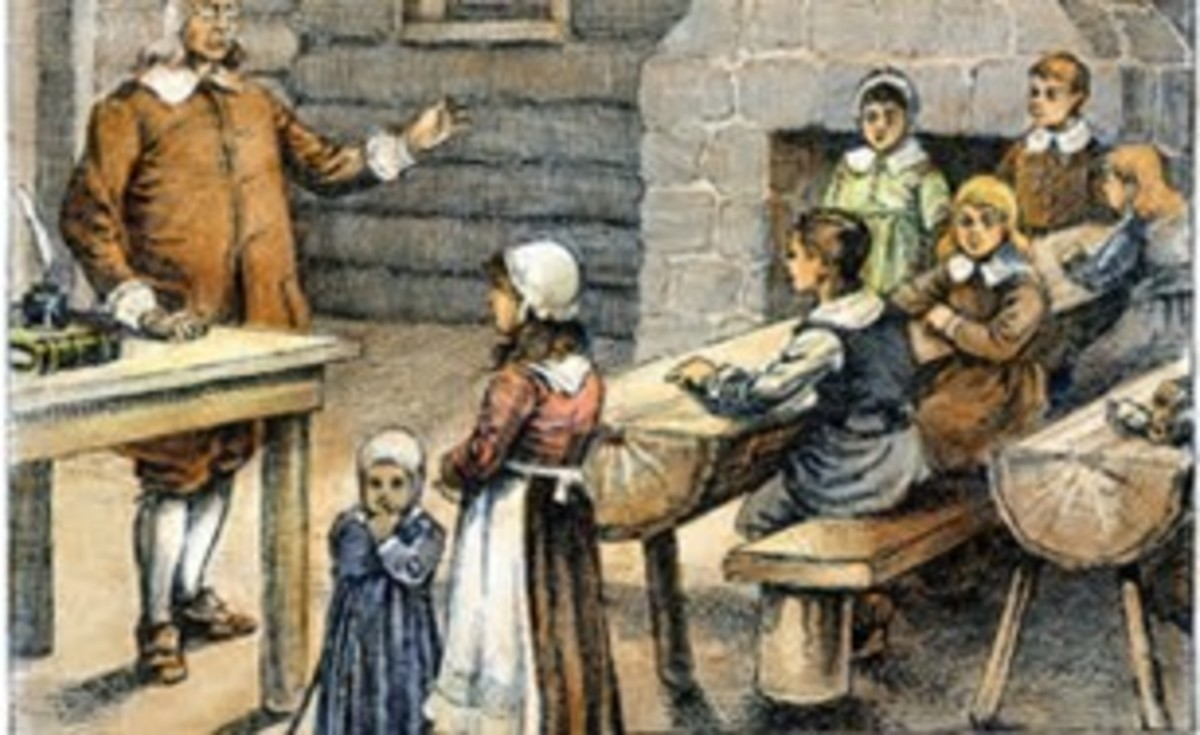 How Modern Children Compared to The Puritans