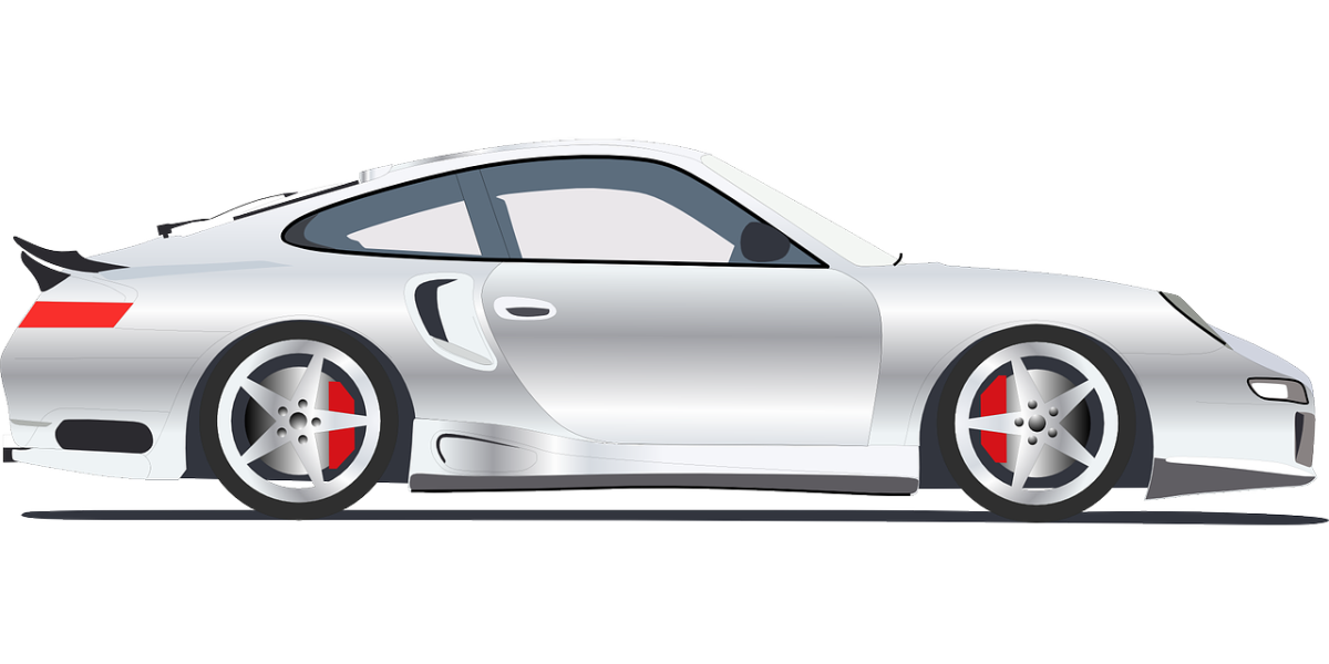 "The classic Porshe is using a ""Sound Symposer"" to enhance the engine sound."