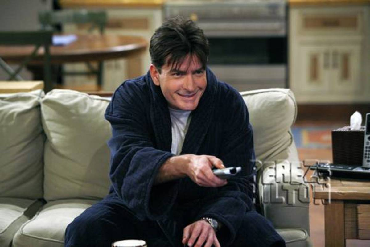 "Charlie ""Charlie Harper"" Sheen was offered a role in the last episode, but refused"