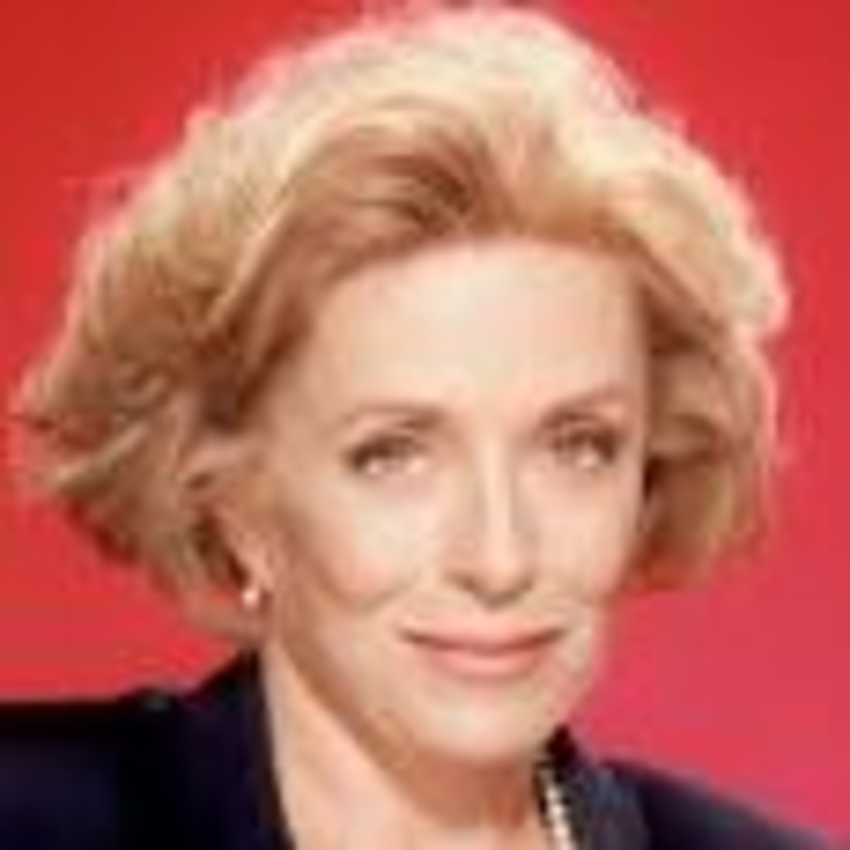 "Holland Taylor as ""Evelyn Harper"""