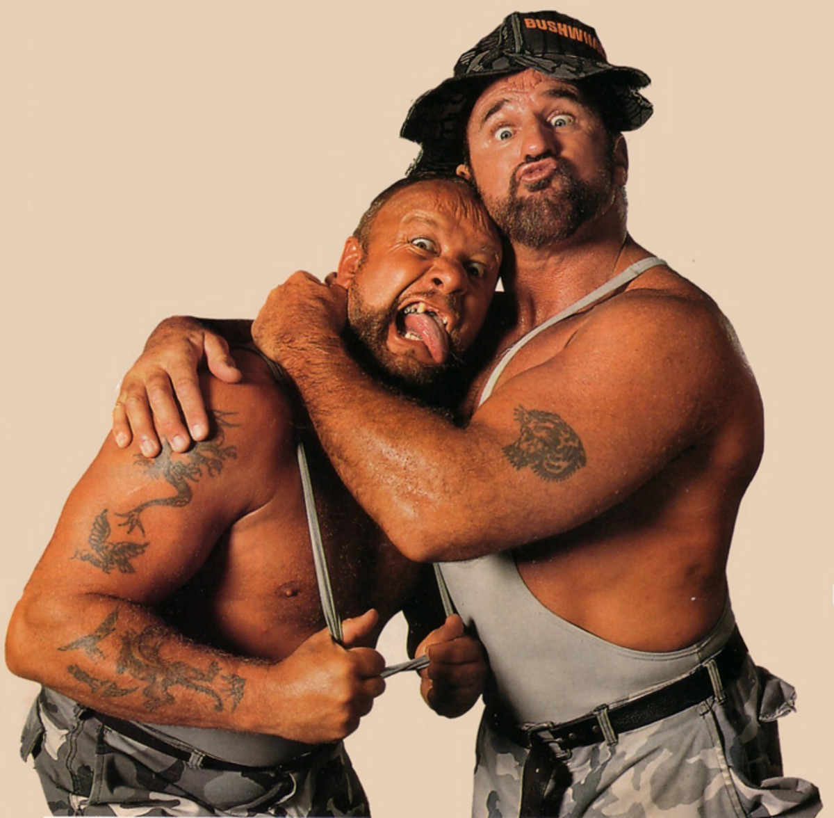 WWE Wrestlings 5 Worst Tag Teams