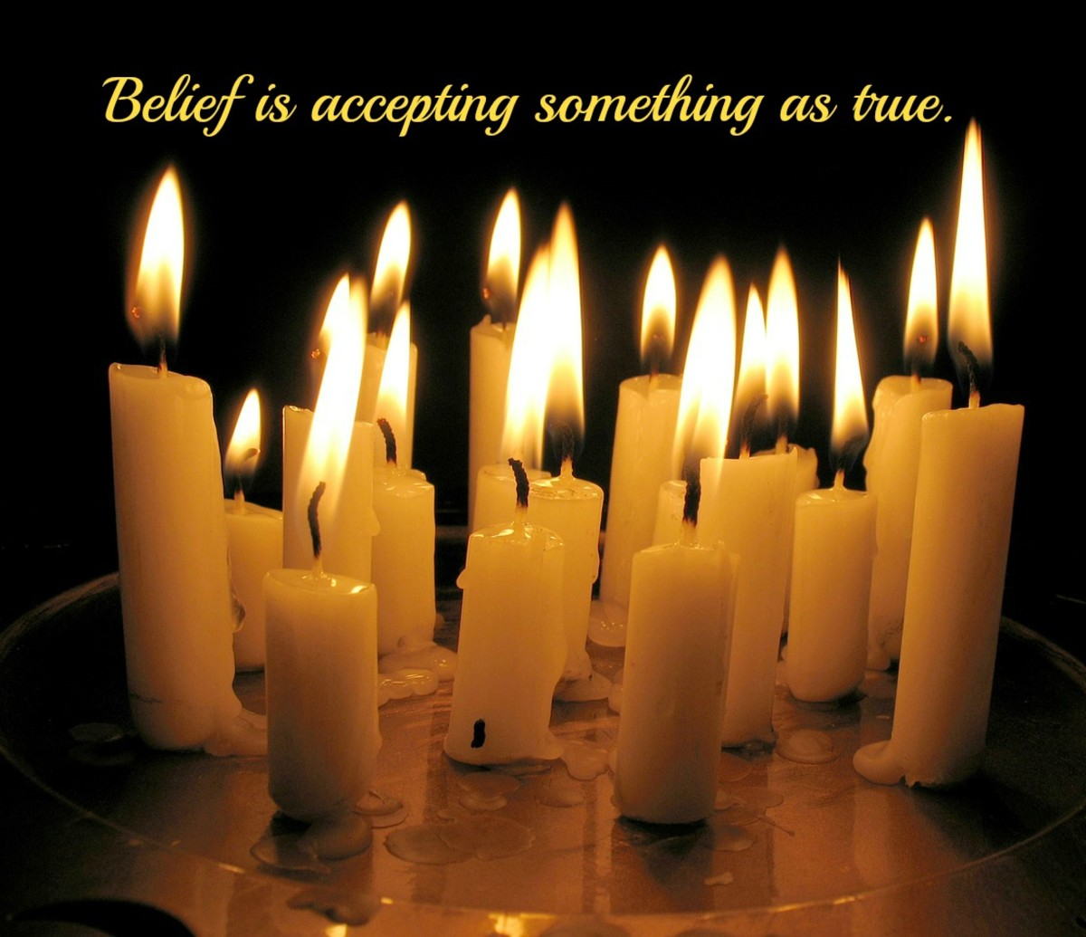 A belief is an acceptance that a statement is true or that something exists.