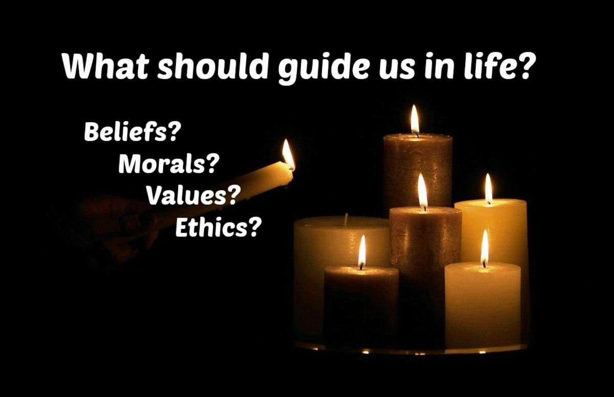 Where do Morals Come From? Understanding Beliefs, Values, and Ethics