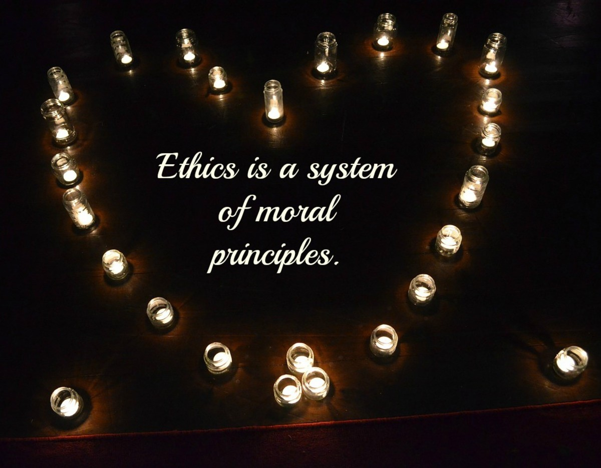 Ethics is a system of beliefs about what is right and/or good in human behavior.