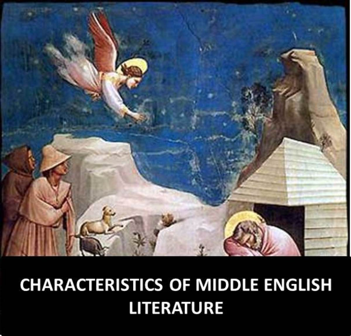 What are some typical features of old english poetry, please?