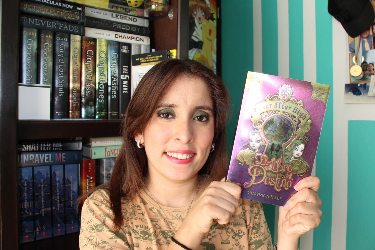 Shannon Hale - the author of the Ever After High series