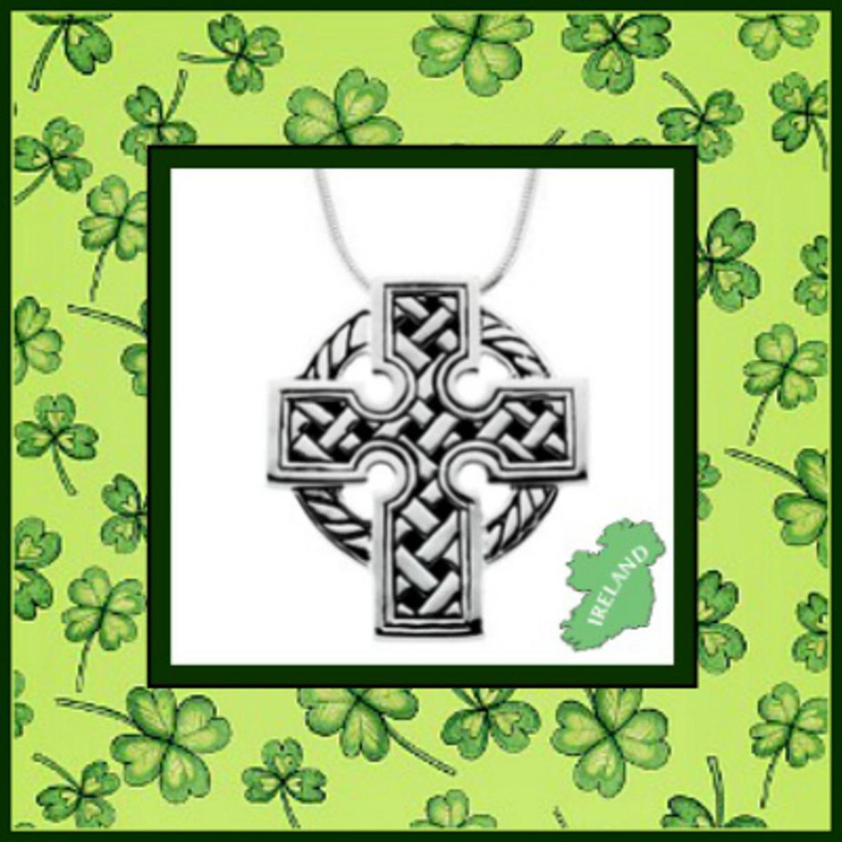 Celtic Cross Pendants