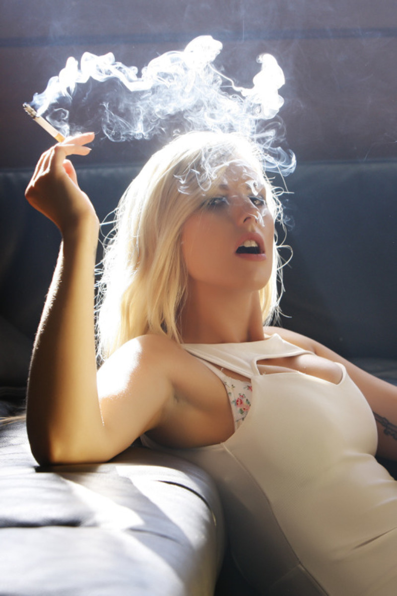 Smoking Zone