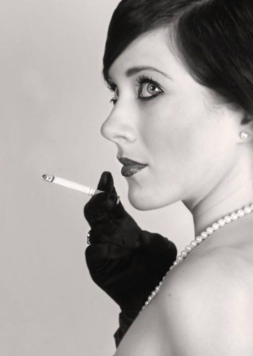 Glamorizing Smoking