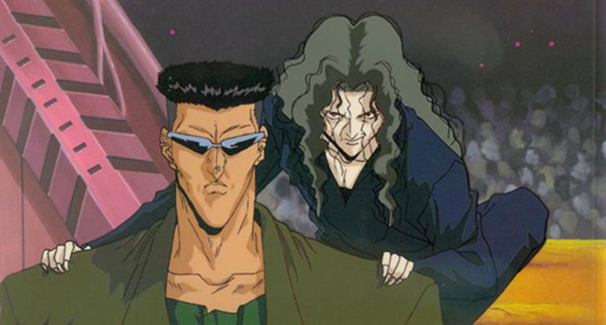 my top ten  favorite anime villains