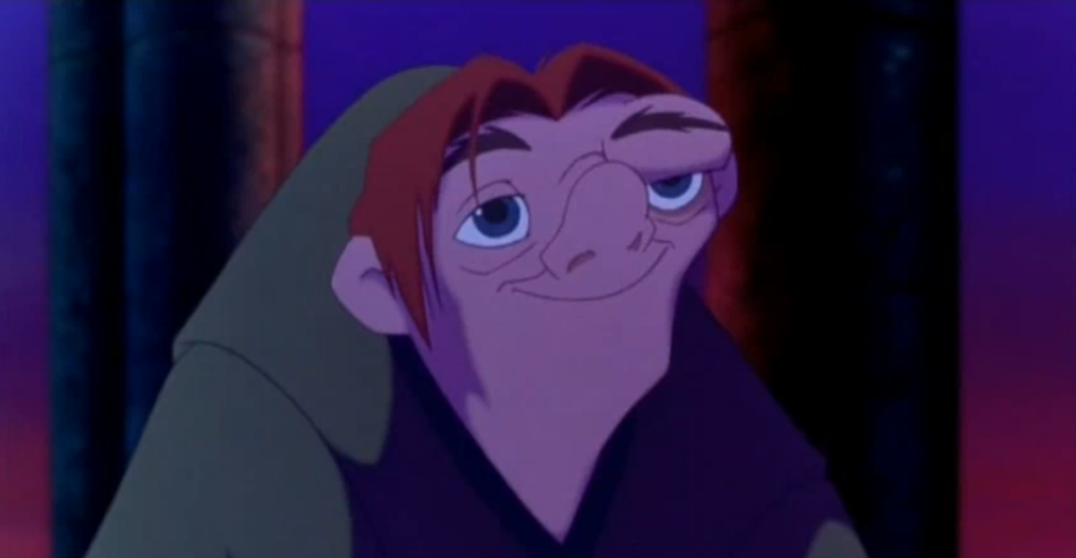 Disney Quasimodo