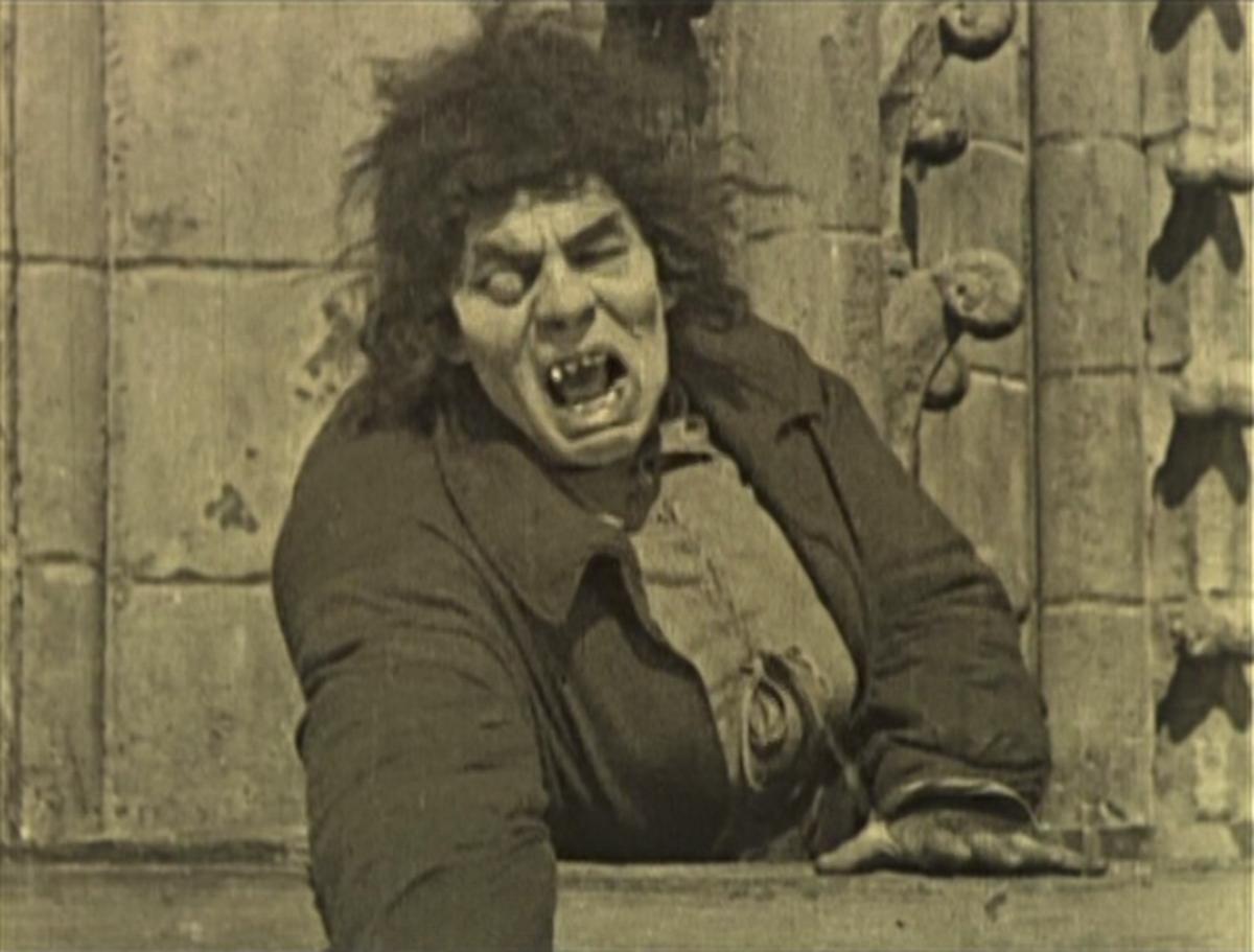 Lon Chaney as Quasimodo, 1923 Version