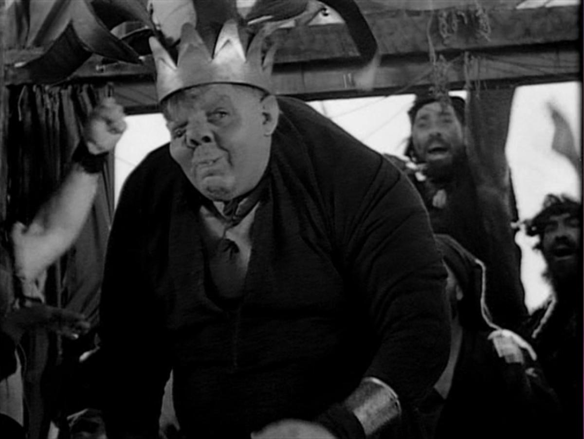 Charles Laughton as Quasimodo, 1939 Version