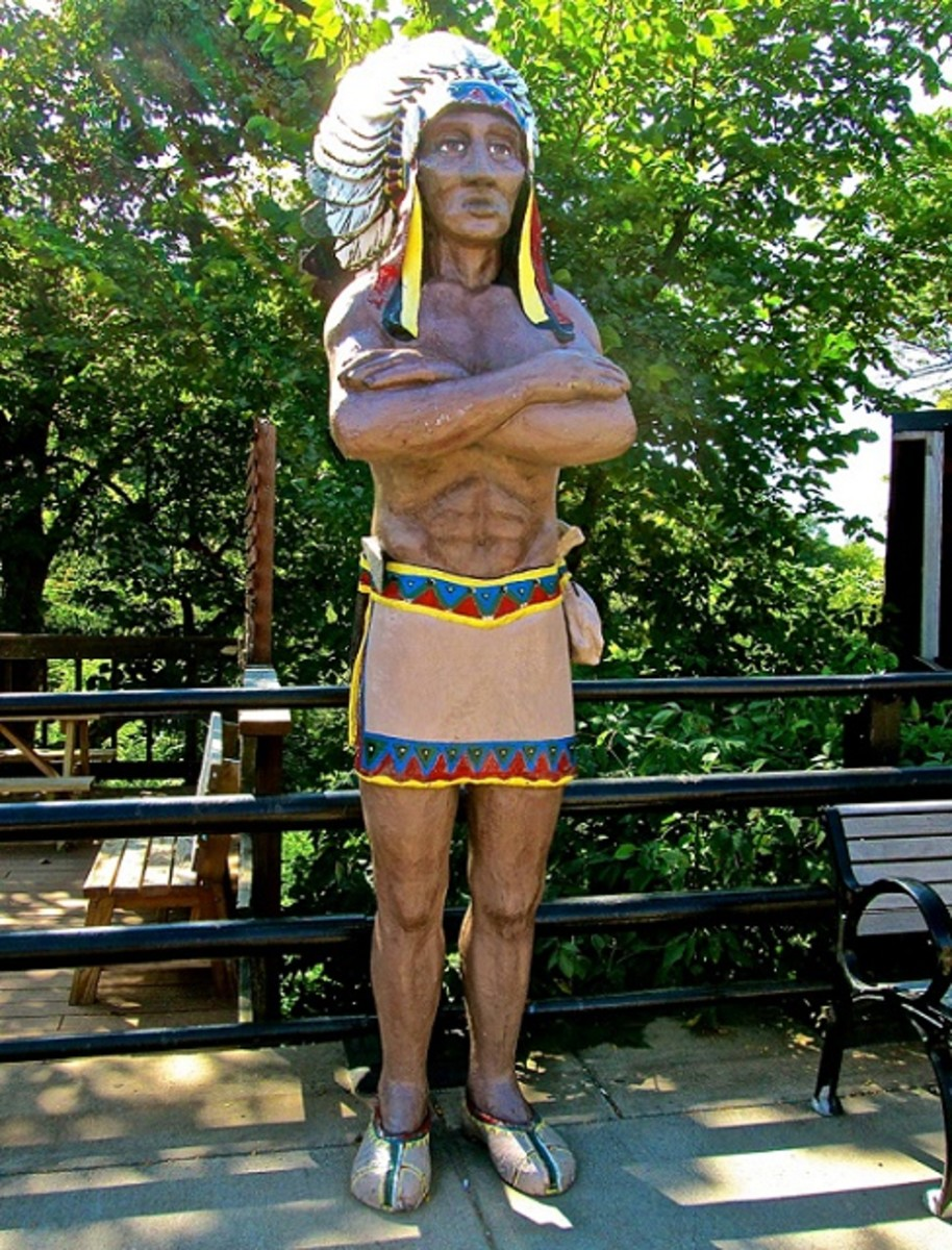 Chief Osceola Statue