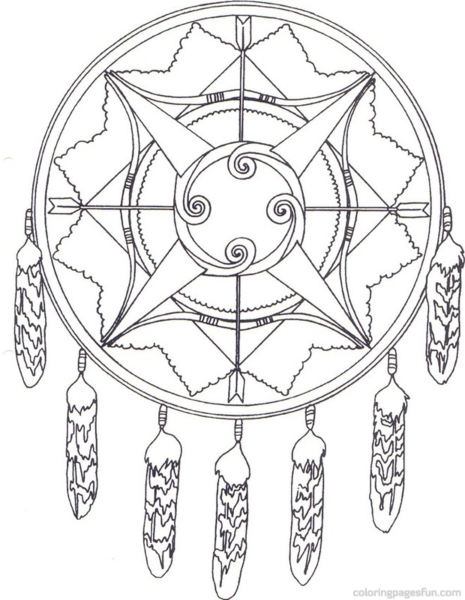 indian designs coloring pages - photo#7