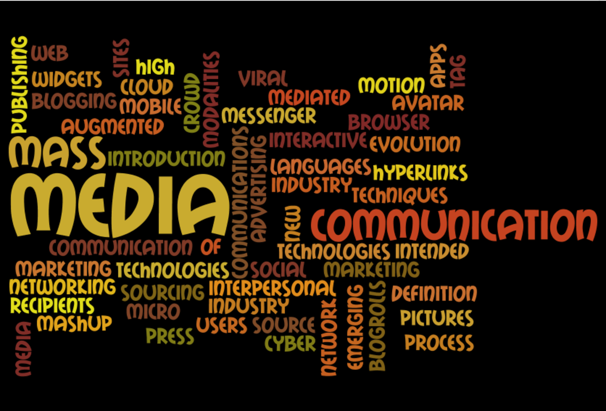 Essay on mass media and communication