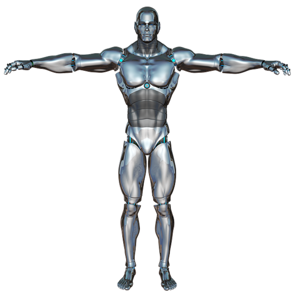 Transforming The Human Race Into Cyborg/Android Slaves Within The Next 100 Years