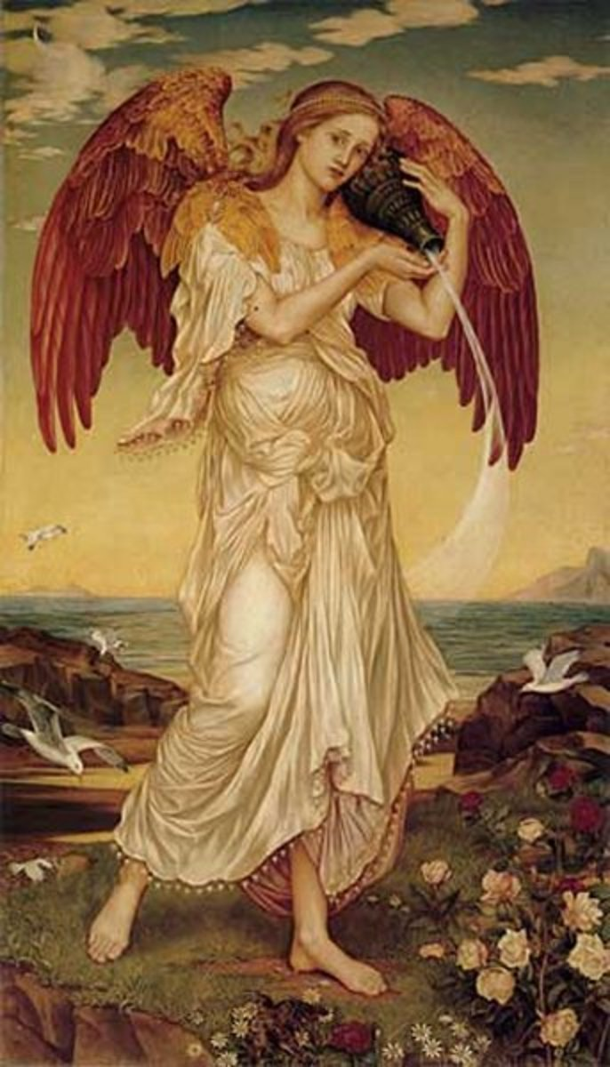 The Dawn Goddess Eos in Greek Mythology